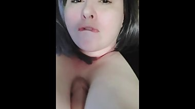 JOI VIDEO WITH HOT BIG TITTIED BBW!!!!
