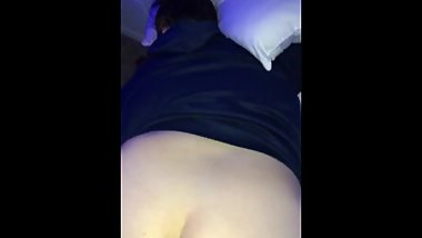 College Stud Pounds Big Ass Girl