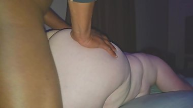 Pawg interracial doggystyle