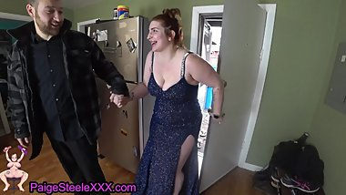 Sister Puts Out After Prom