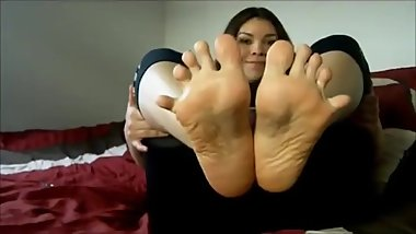 Astelia Foot Worship