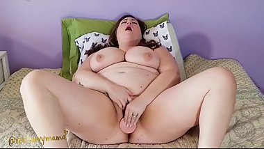 Alexa Vin Solo Quickie Dildo Fuck and Squirt