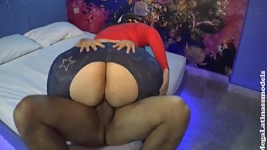 Huge latina ass fucking