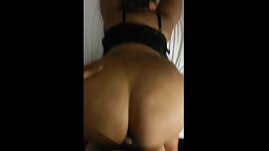 Big Black Booty Girl Getting Fucked