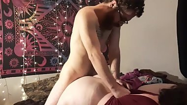 Fat Ass Riding Big Thick Dick