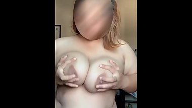 She show big tits - BBW Thailand girl - Big tits big ass