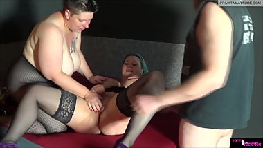Poppy Rockrose - Hard threesome