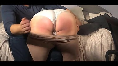 OTK Spanking for My Plus Size Queen (FULL)