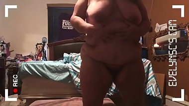 Fat cheating wife sending me twerking video!
