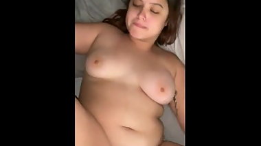My horny Fat Chubby Teen from college loves to get fucked