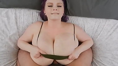 Ultimate BBW Milf Titfuck And Cumshot!