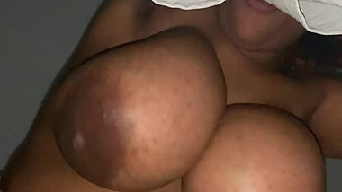Black bbw facefuck huge tits rim