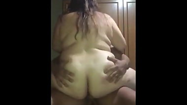 Horny Slut BBW Latina with Big ass riding my cock