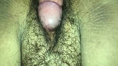 BBW Latina Loves to Make Me Late to Fuck Her Hairy Pussy vk