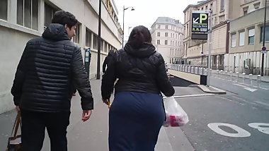 Big ass arabic in france 1