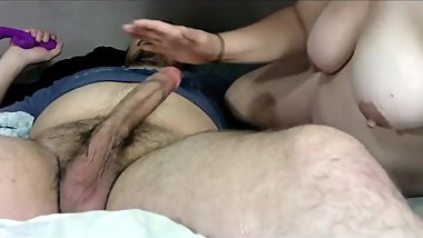 Sexy BBW Blowjob and Anal Creampie - Preview