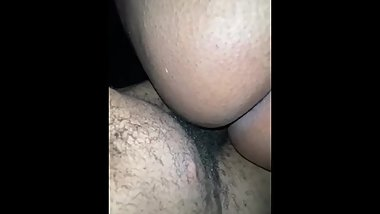 Bbw for bbc Late night parking lot by the gym