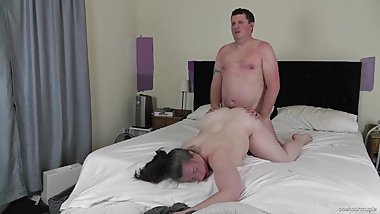 PAWG WIFE MAKES HUBBY CUM 3 TIMES! 2xCREAMPIE!