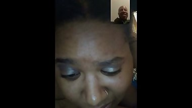 Freaky phatGurl on FaceTime (F.P.O.T.)