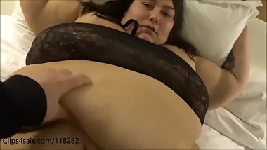 SSBBW Belly Play POV
