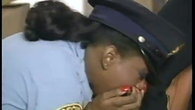 ebony ayes cops clit flick
